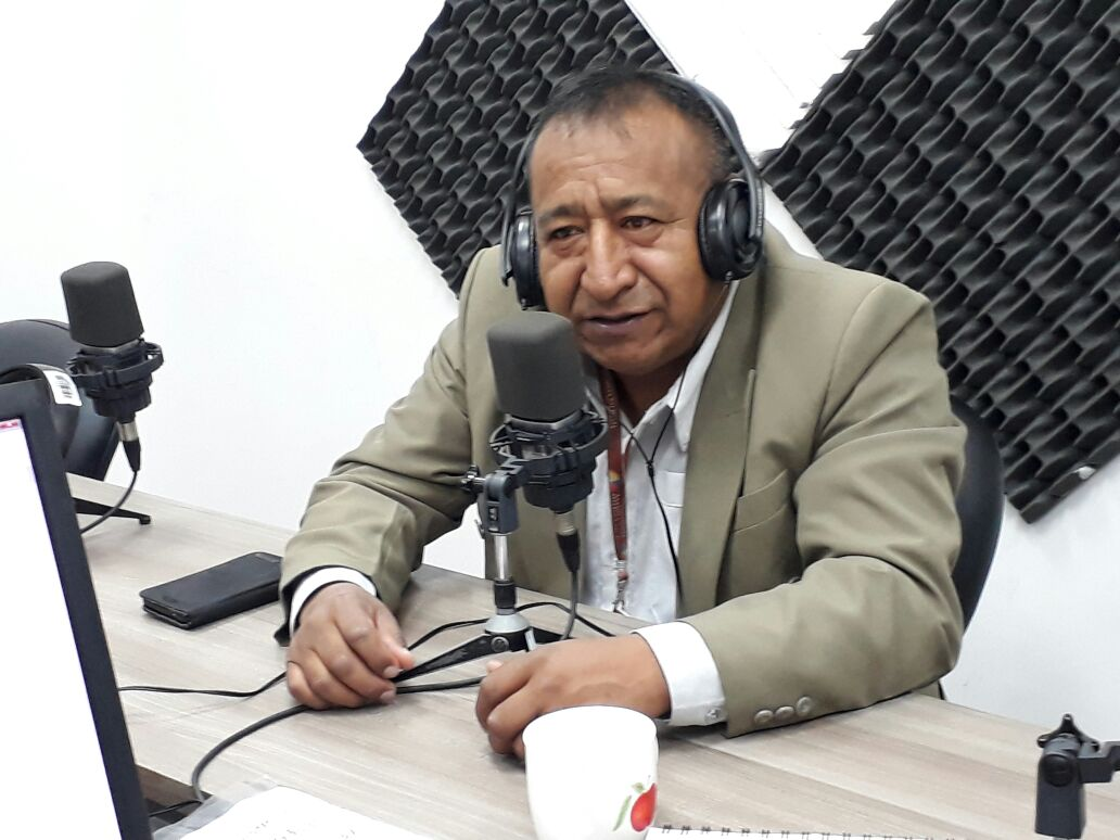Carlos Santos - Regularización de taxis en Pichincha