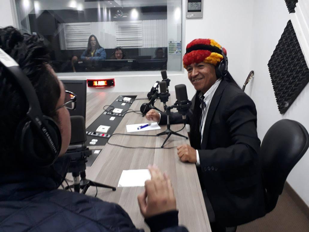Carlos Viteri: Entre la familia, la música y las luchas sociales