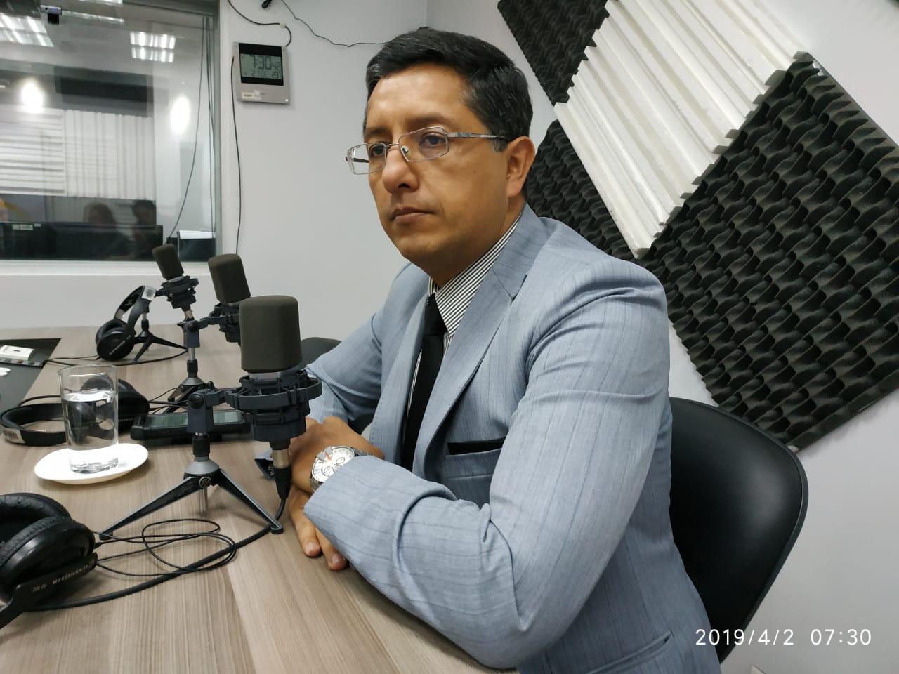 Christian Cruz: futuro del Consejo de Participación Cuidadana
