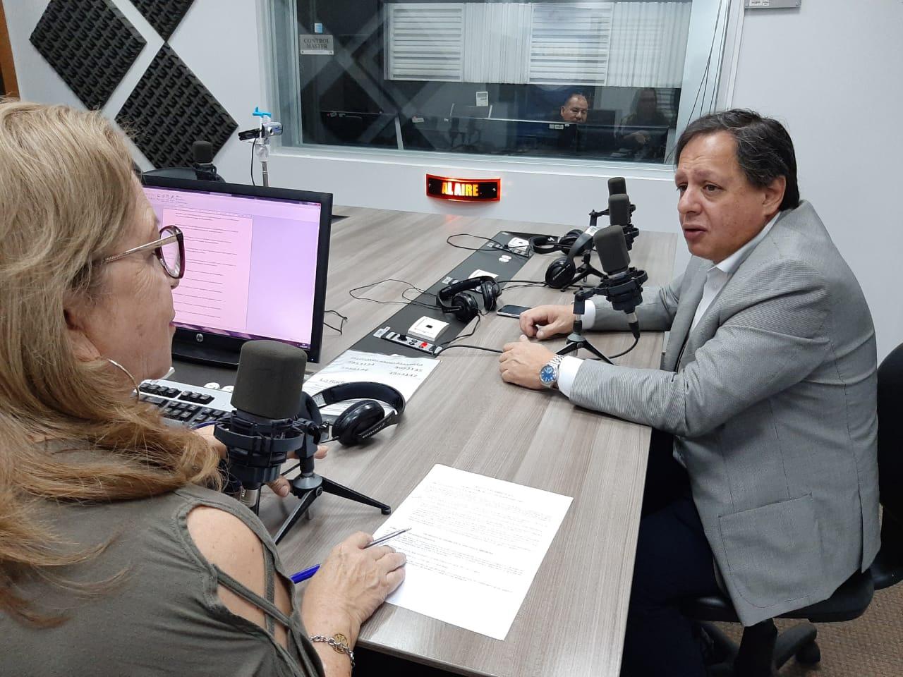 Michel Levi: Situación política en la Región.
