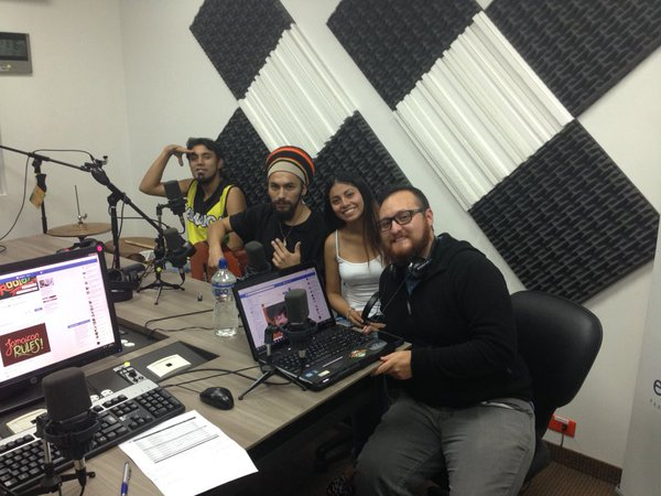 Jamaican Roots - Entrevista Bongo Station