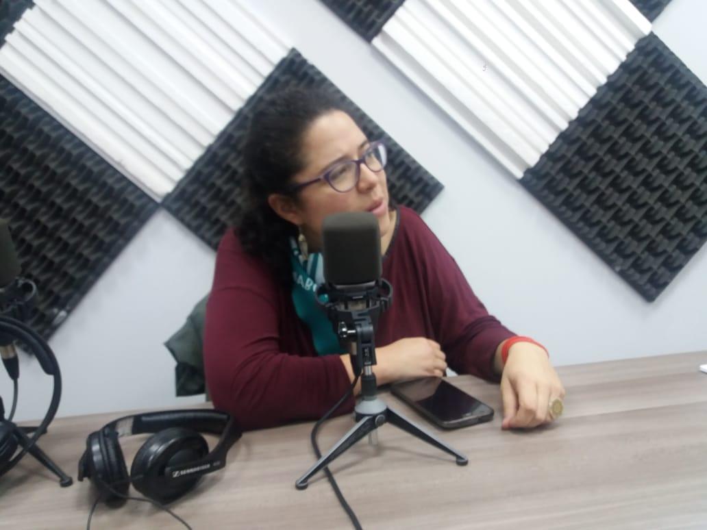 "Anaís Córdova: Campaña ""Por el aborto libre en Ecuador"""