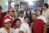 Consejo Consultivo, CNE, y otras orG. trabajando frente al terremoto