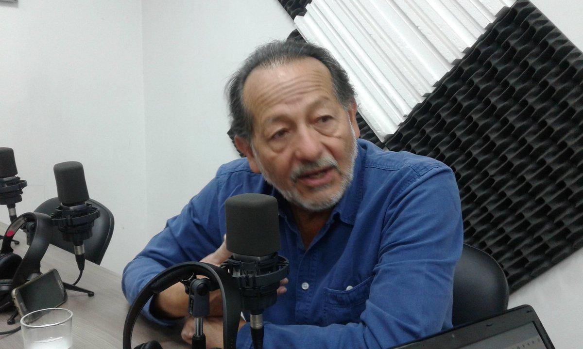 Arq. Alberto Andino, ex vicepresidente del Colegio de Arquitectos de Pichincha