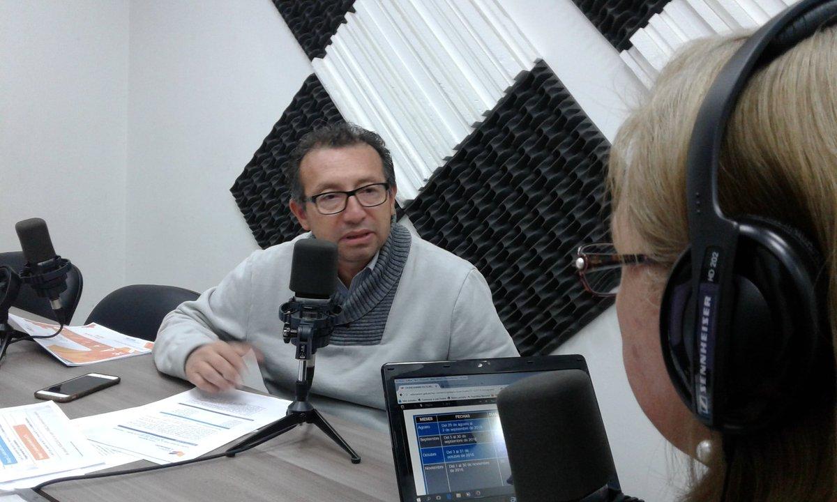 Fernando Yánez, subsecretario de Educación del D.M. Quito