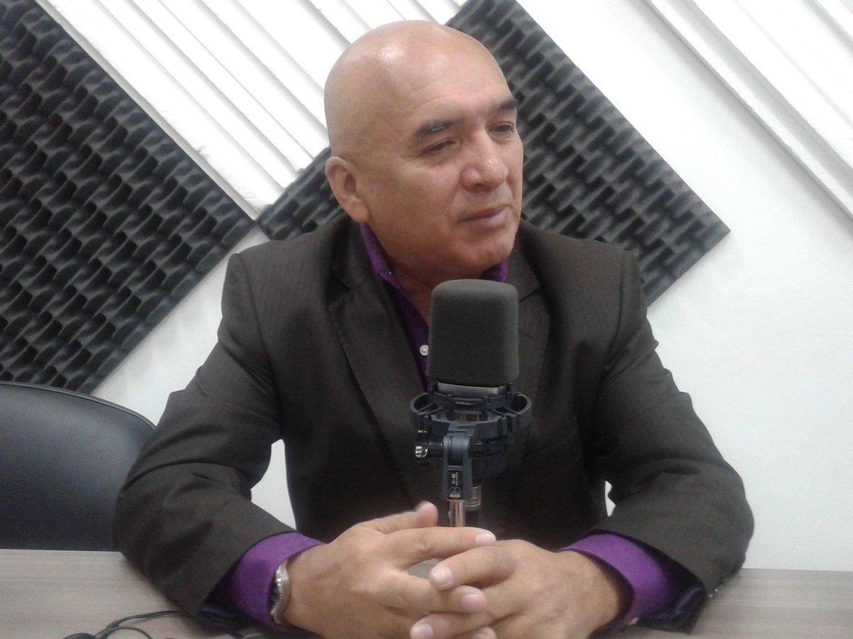 presidente de la Organización Fundación del Migrante, Dr. José Elías Rodríguez