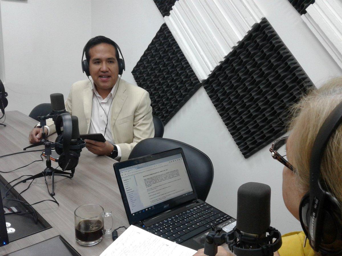 Santiago Morales, Secretario ejecutivo Protempore de Ecuador plataforma Suramericana