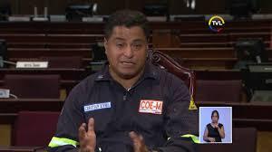 Cristhian Rivera Director del COE Metropolitano: Sismo en Quito
