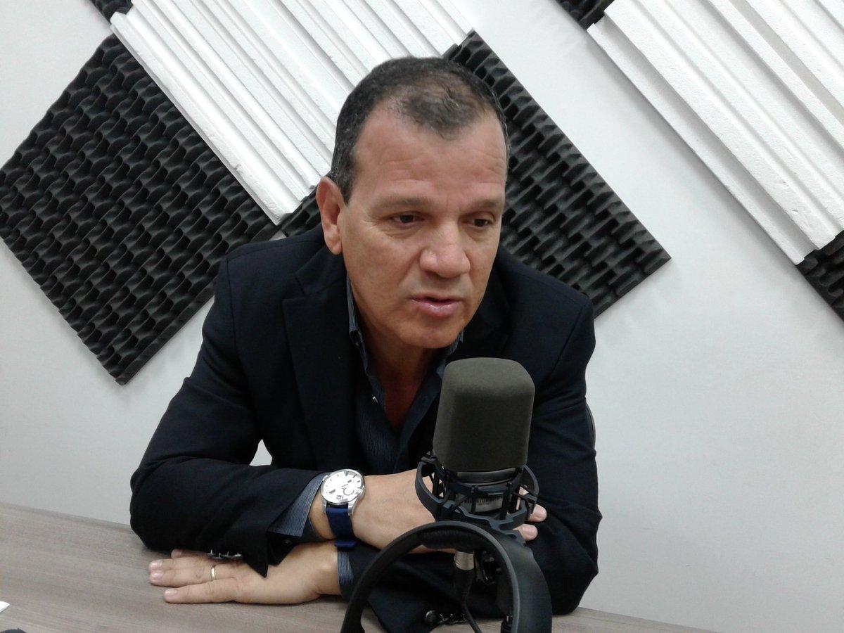 Patricio Baquerizo, vocero del movimiento Unidos