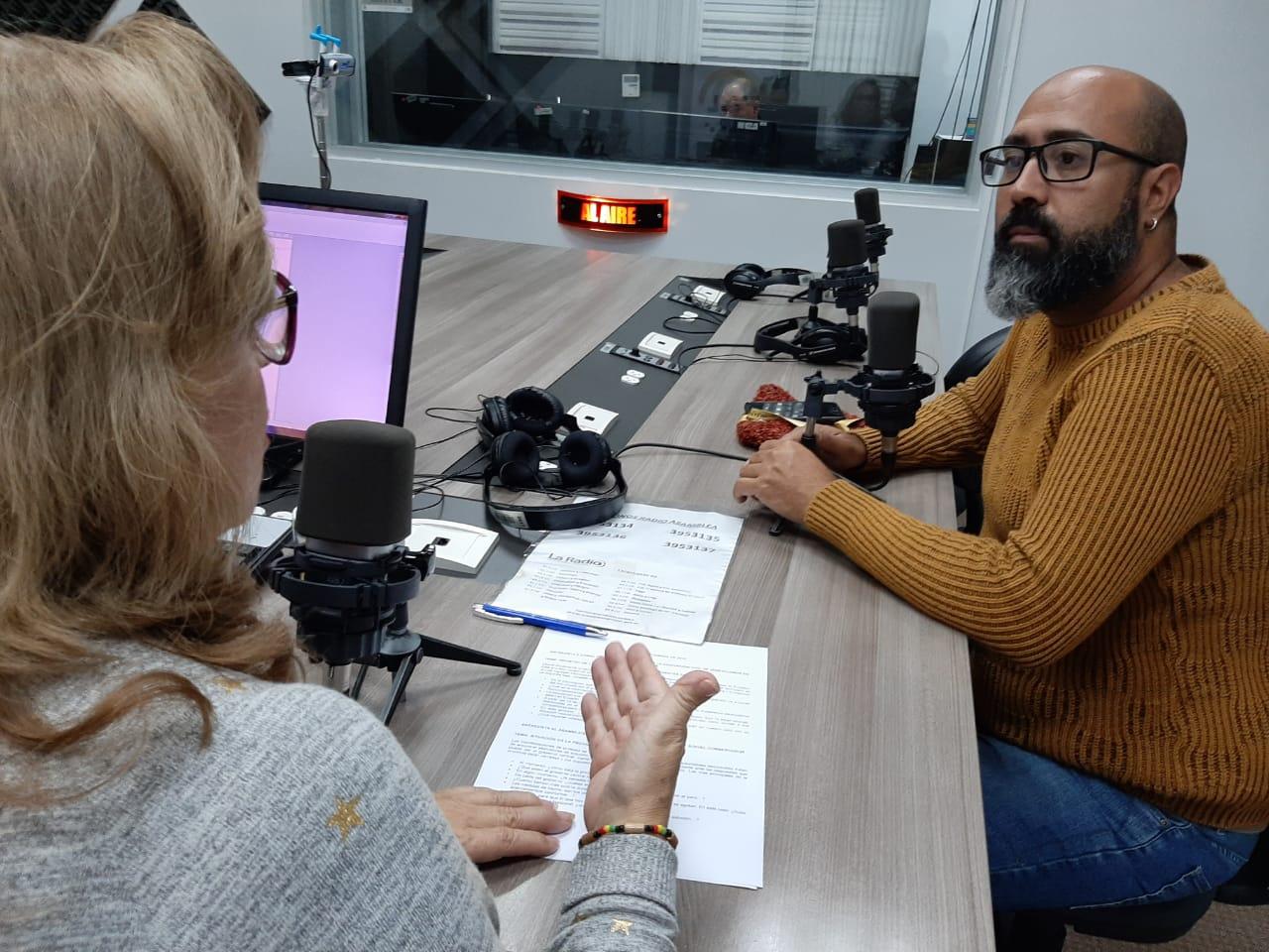 Daniel Regalado: Registro de ciudadanos venezolanos.