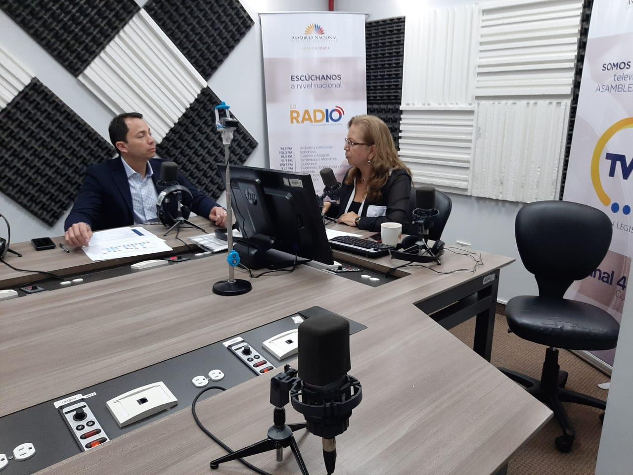 Carlos Zaldumbide: Comercio entre Ecuador y Chile