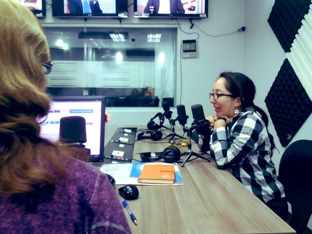 Lorena Oñate: agenda por Semana Santa