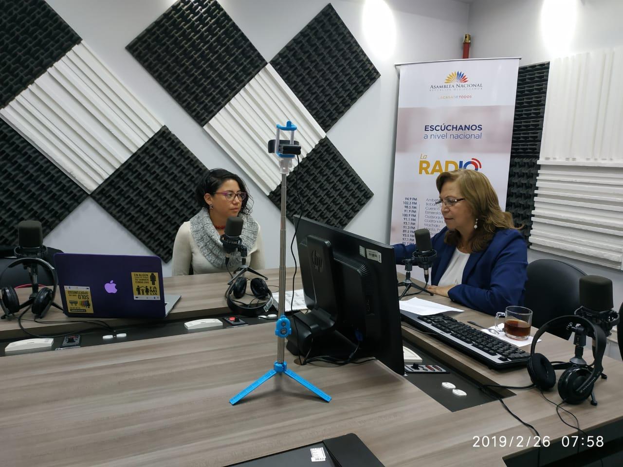 Daniela Célleri: situación laboral de inmigrantes en Quito