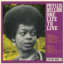 "Phyllis Dillon álbum ""Love is all i had"""