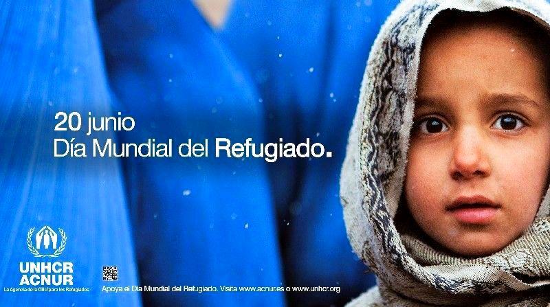 Día mundial del Refugiado 2018