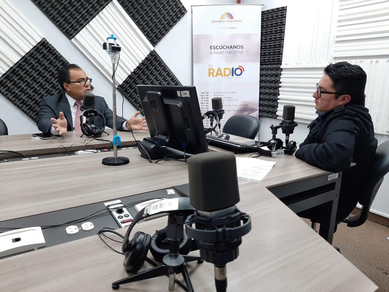 Raúl Tello: Juicio político CPCCS