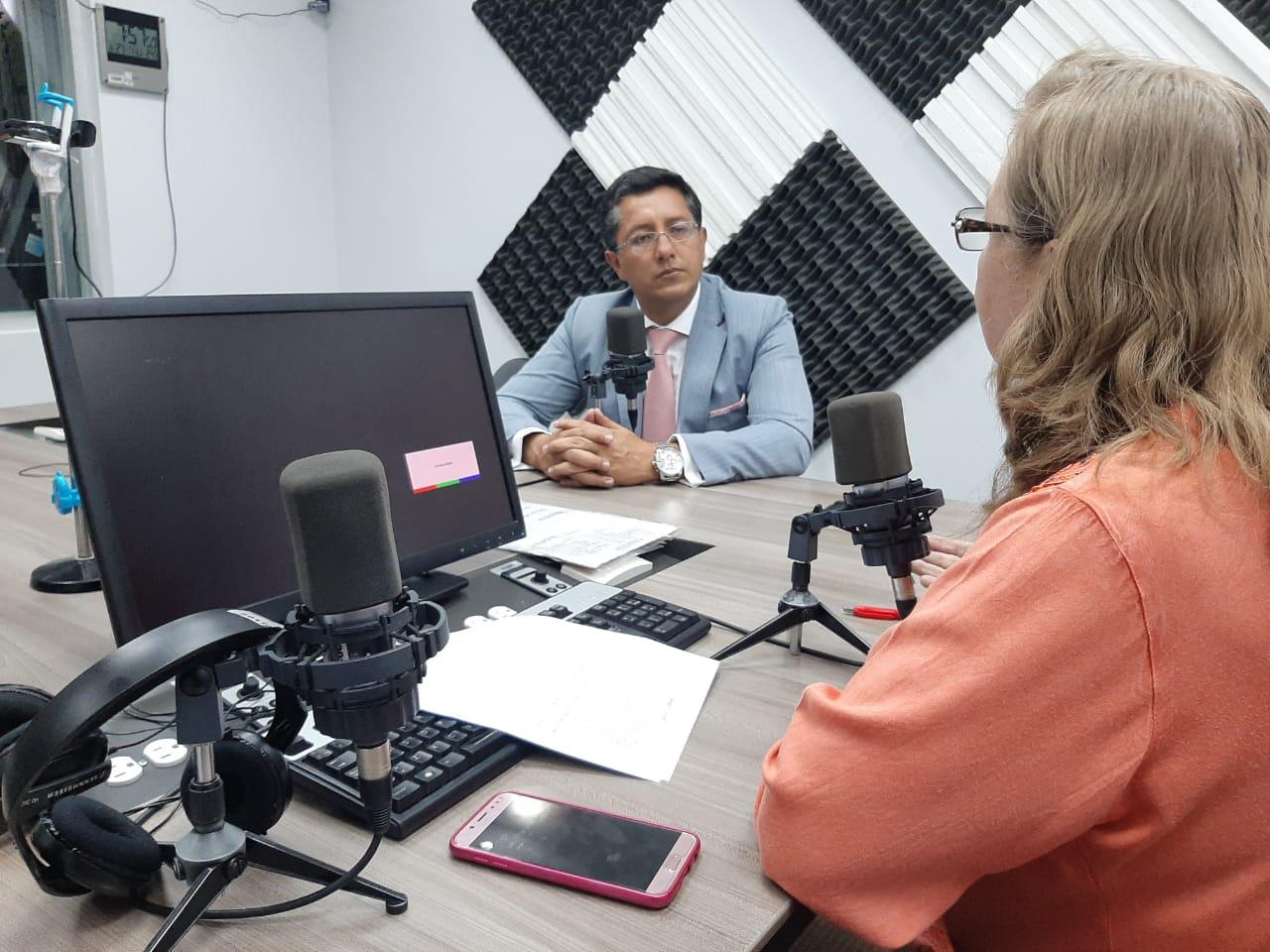 Christian Cruz: Agenda de trabajo del CPCCS