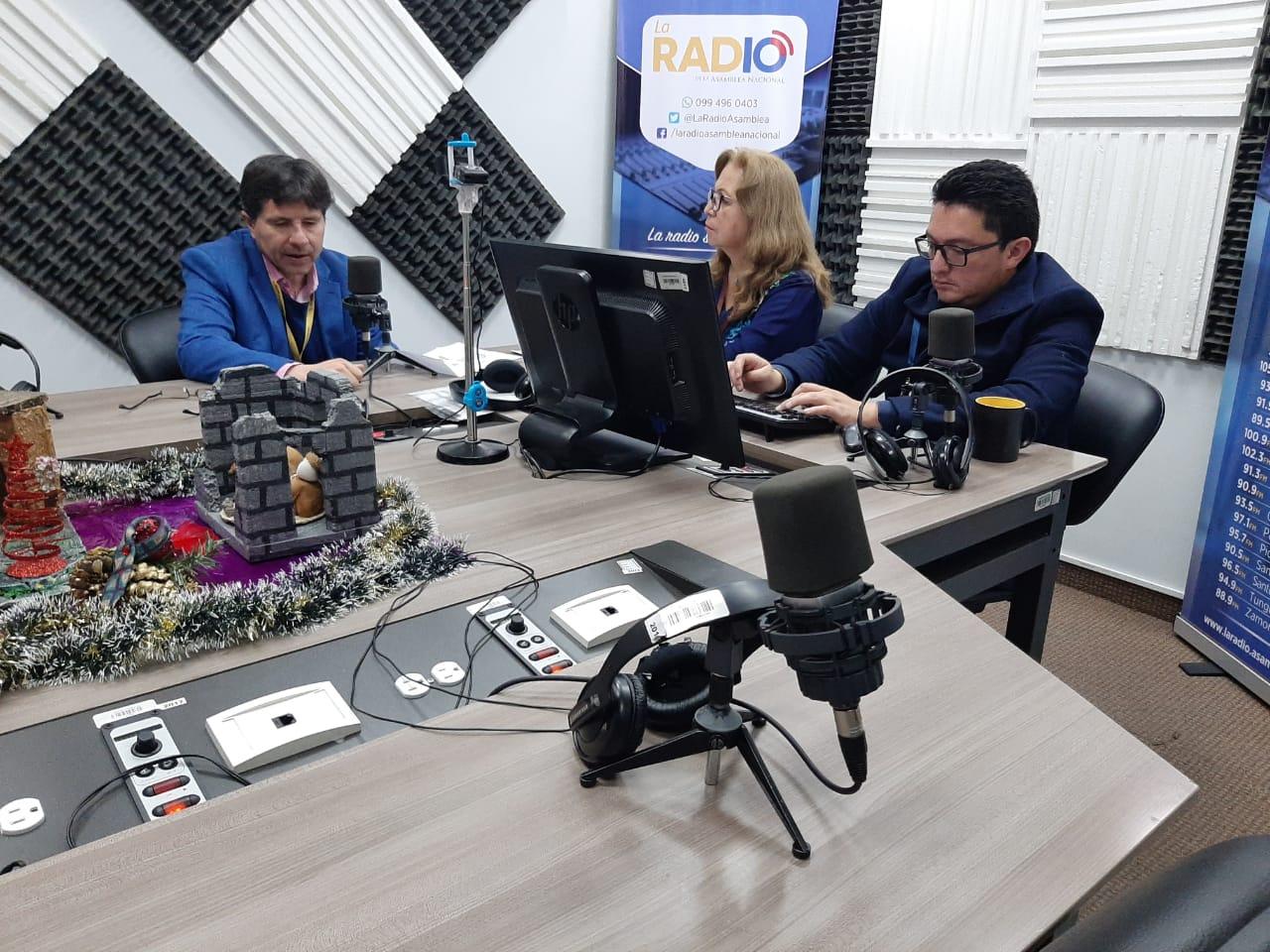 Pablo Zambrano: Crédito del BID a Ecuador.