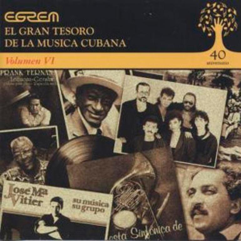 La Propuesta de Ovidio - El gran tesoro de la música cubana vol 6