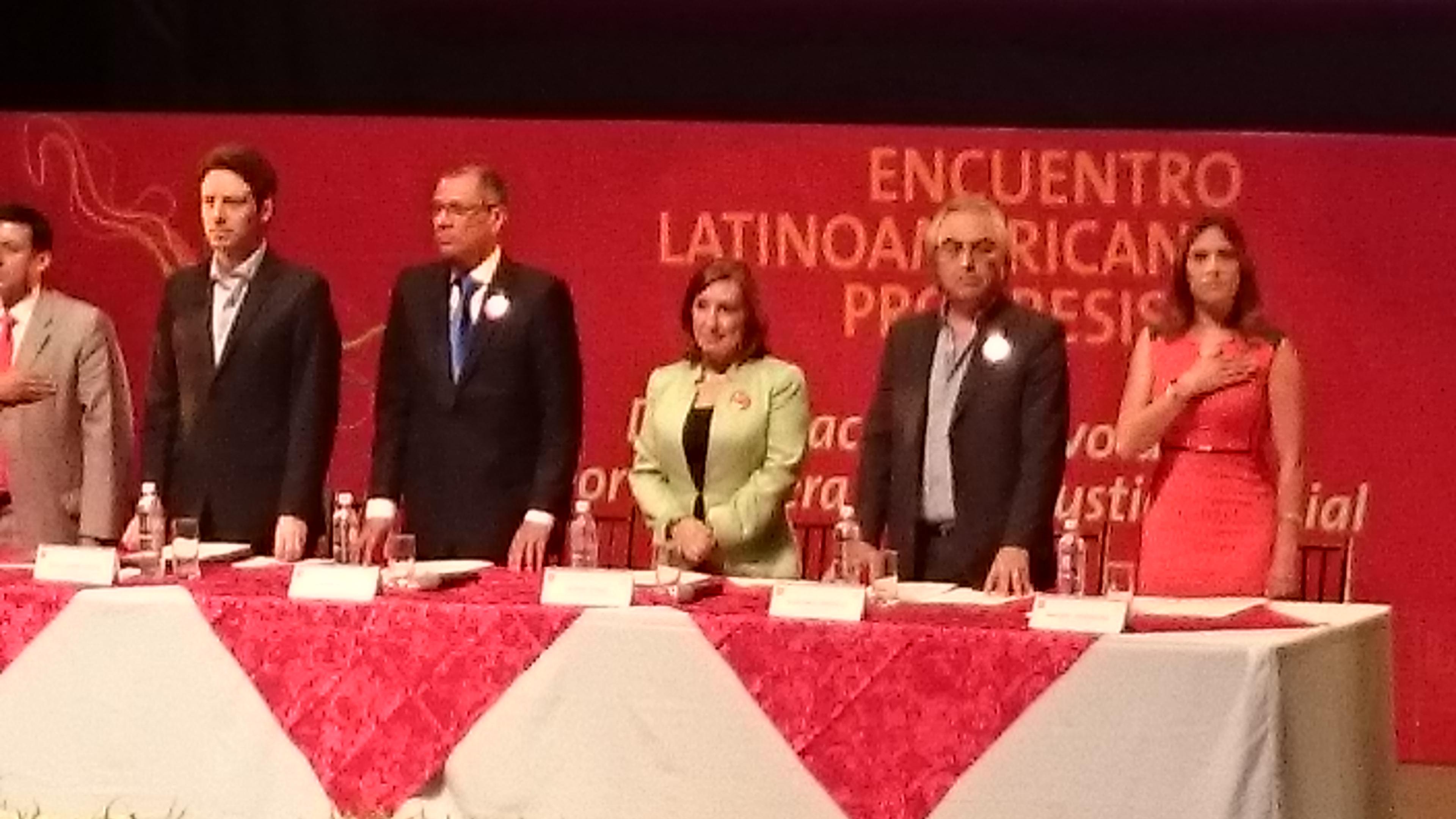 Movilidad Humana - ELAP 2015 Ecuador