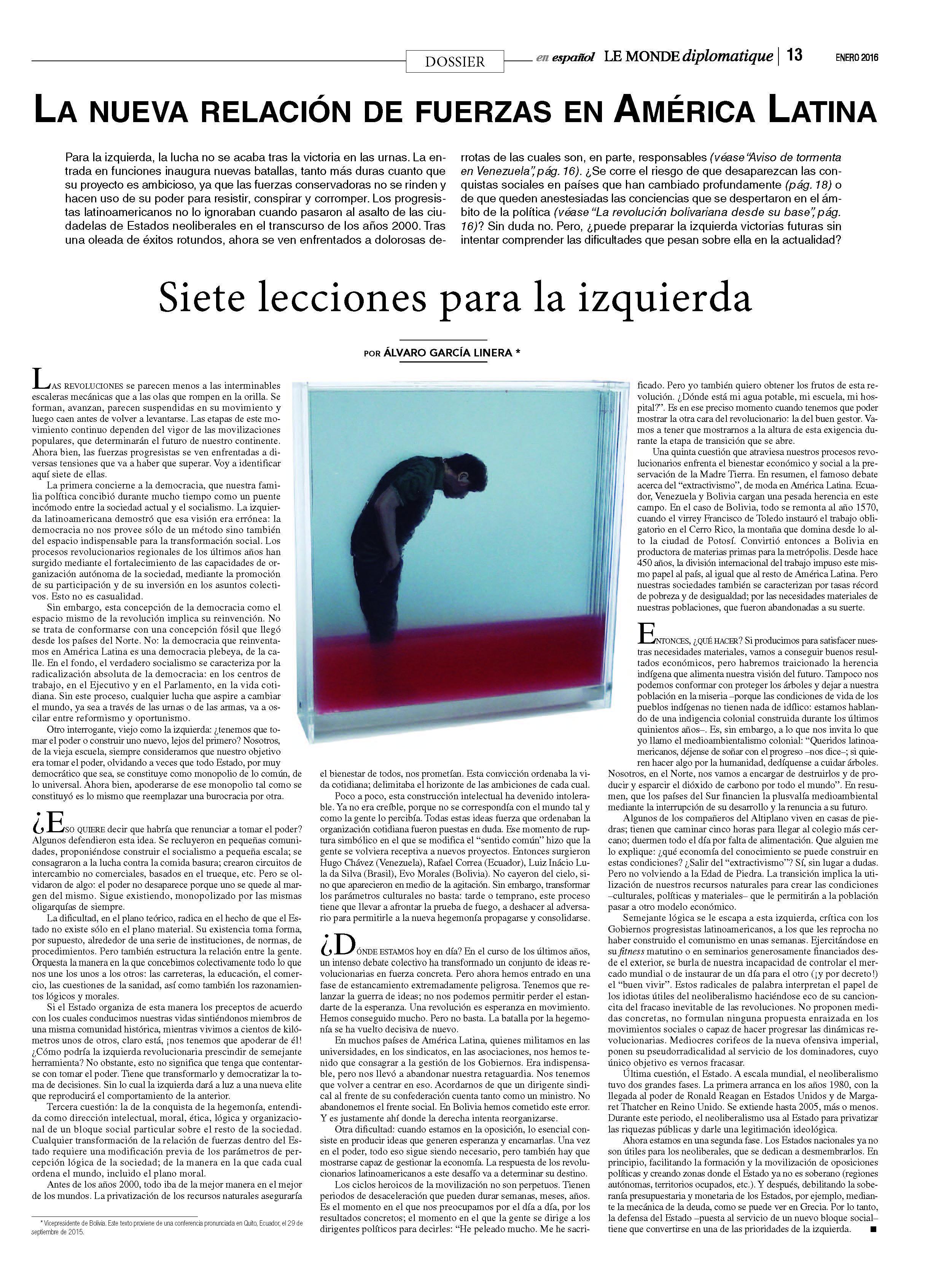 Giros en América Latina - parte 1
