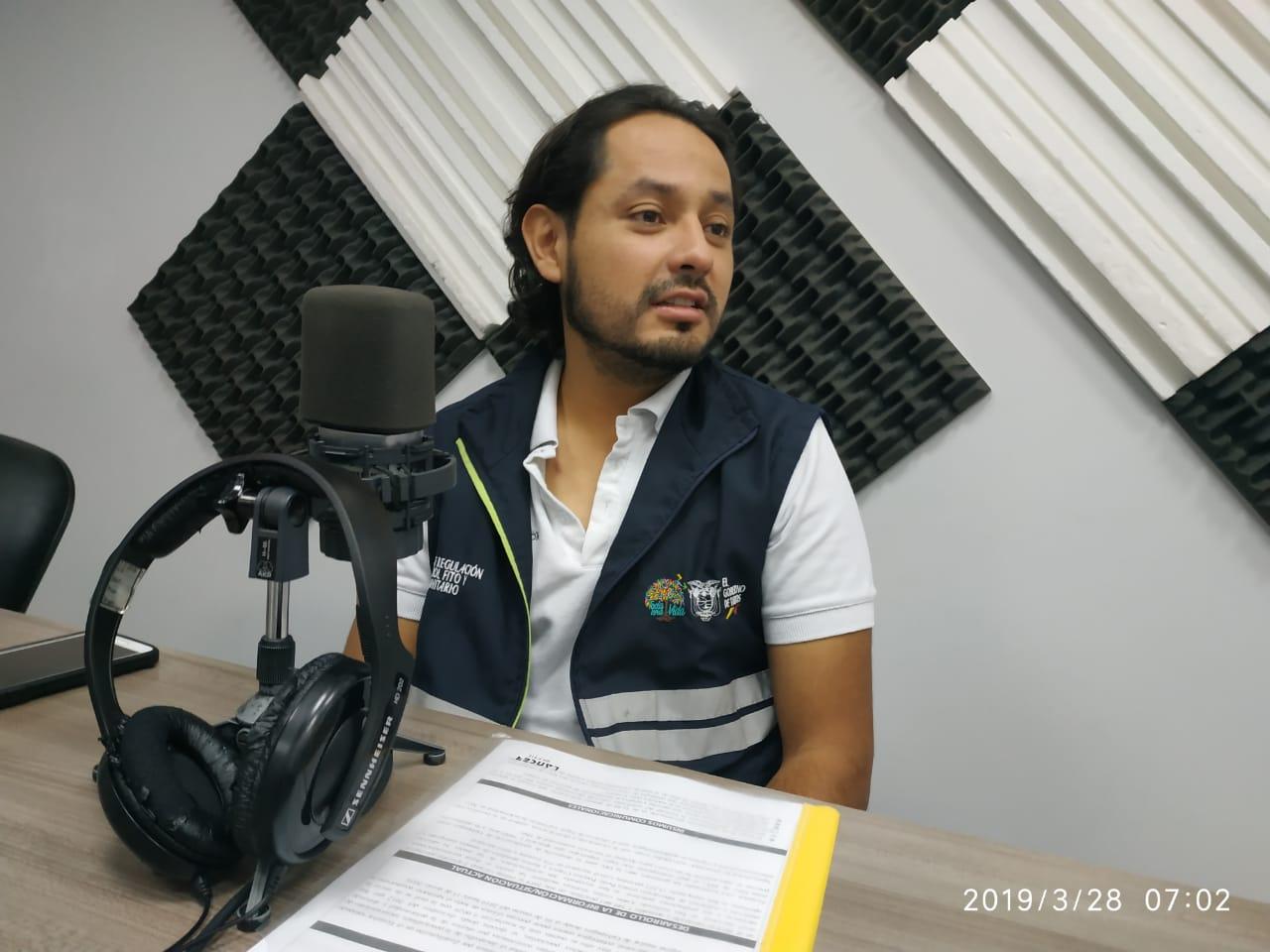 Christian Zambrano: Buenas prácticas agropecuarias en Ecuador