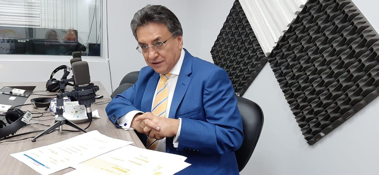 Ernesto Pazmiño: emergencia en el sistema penitenciario