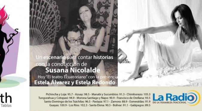 Lilith en las Tablas- Estela Redondo y Estela Alvarez