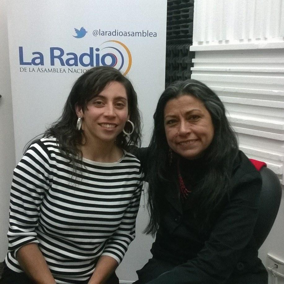 Lilith en las Tablas- Evelina Burneo y Cristina Baquerizo
