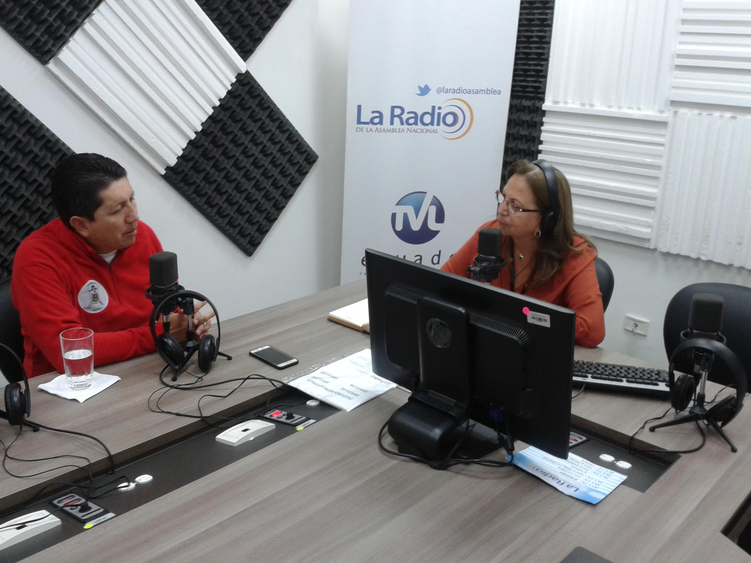 ENTREVISTADOS: EVER ARROYO / RENÉ RAMÍREZ