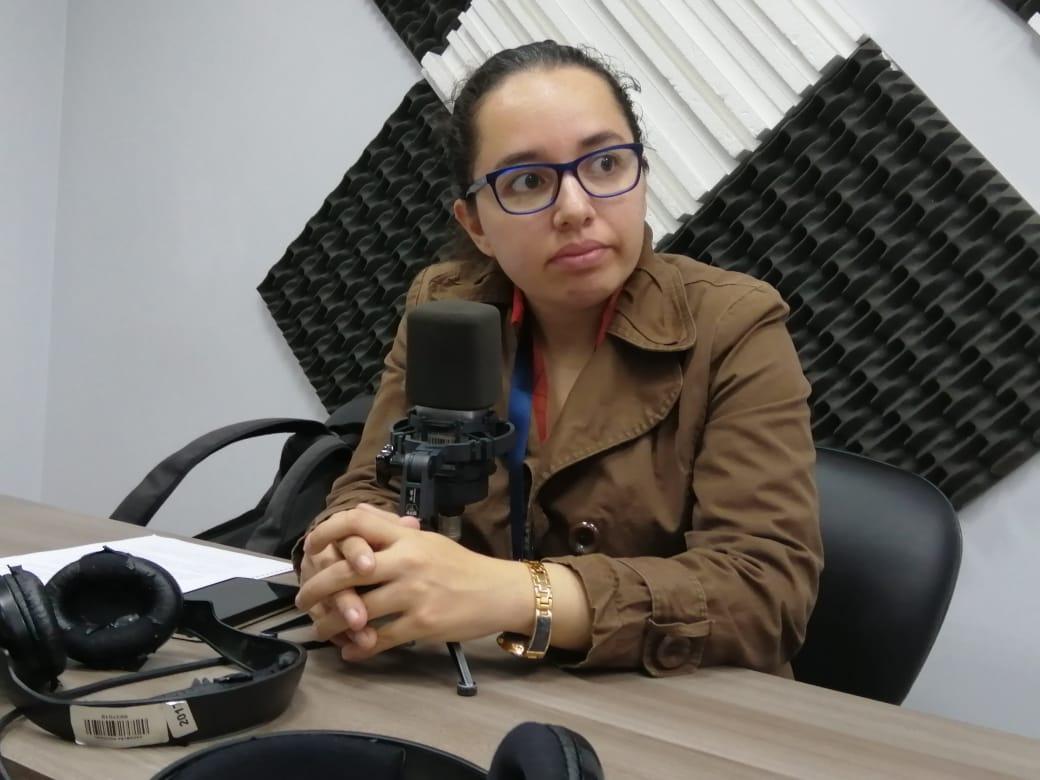 Adriana  Echeverría : Enfermedades estacionales en el país.