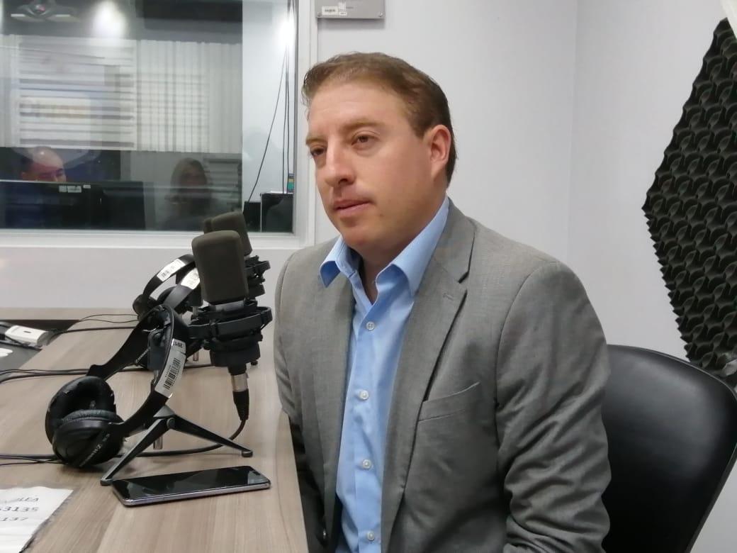 Eduardo del Pozo: Cobro Impuesto Predial.