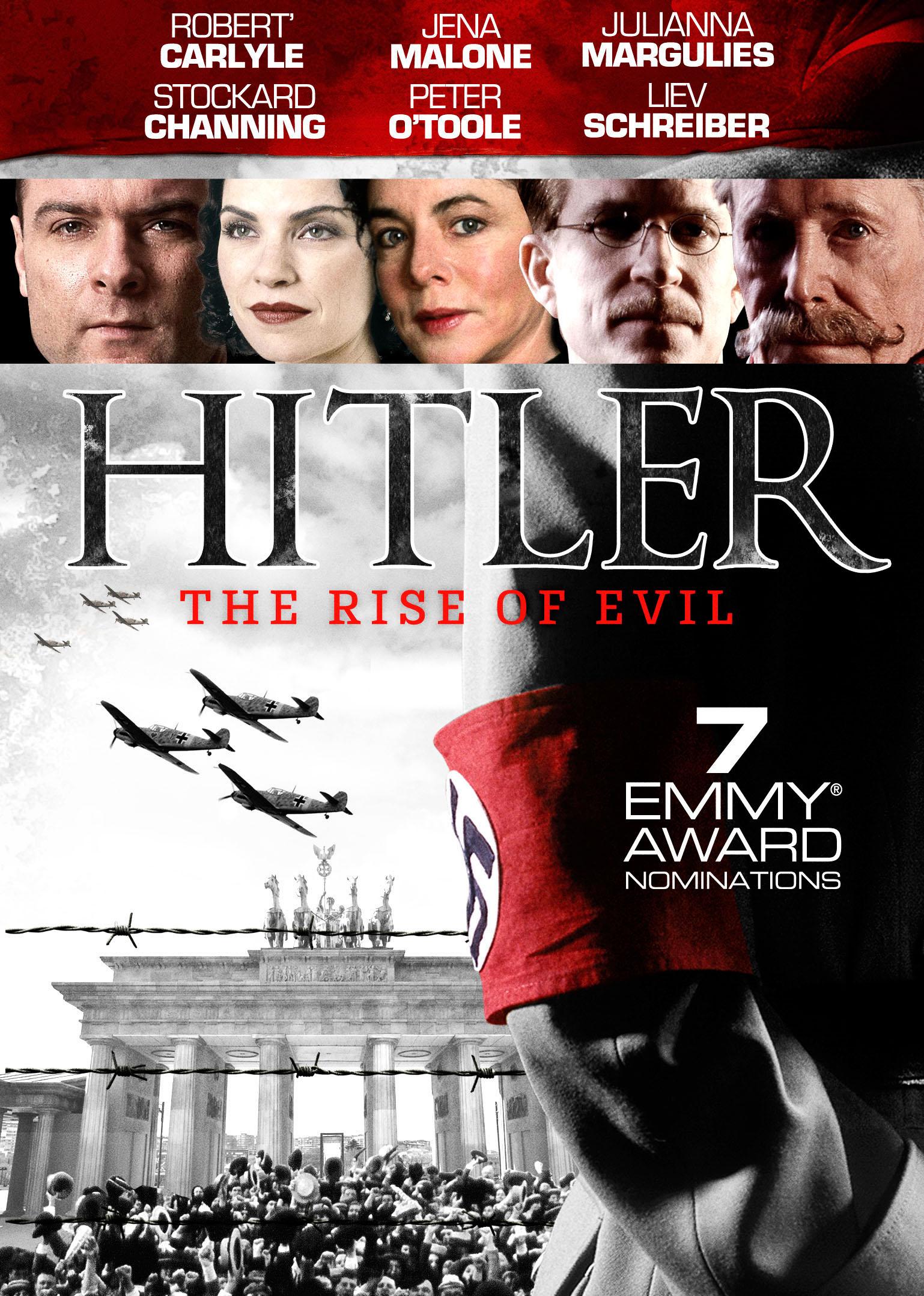 Hitler: el ascenso del mal