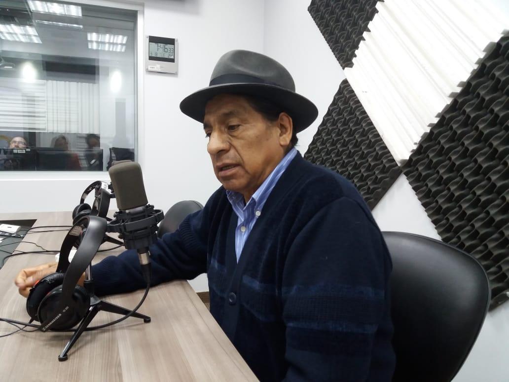 Luis Macas: Selección de integrantes del Consejo de la Judicatura.