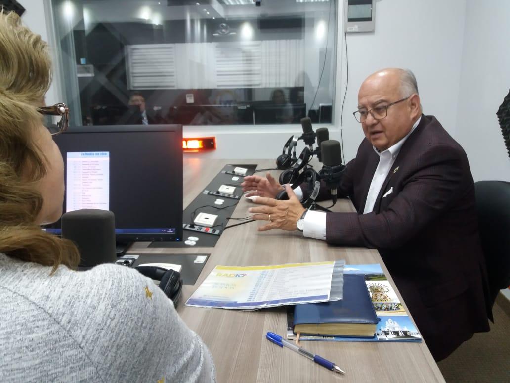 Mauricio Pozo: Proforma presupuestaria 2019