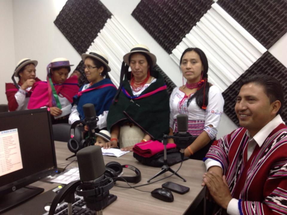 Entrevista a Jose Quipo - Presidente de la FIERPI