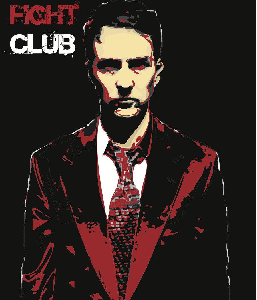 El club de la pelea.