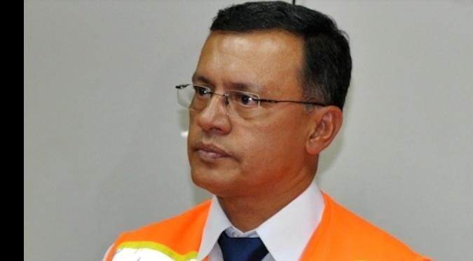 Felipe Bazán  Secretario de Gestión de Riesgos