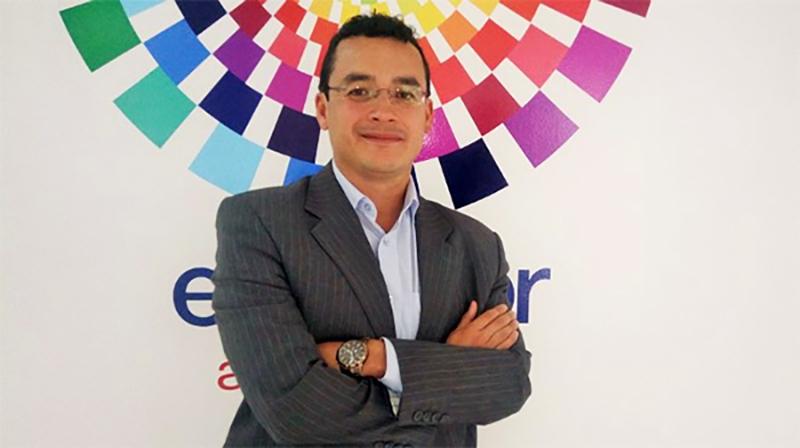 Santiago Vásquez Director General del Servicio Nacional de Contratación Pública