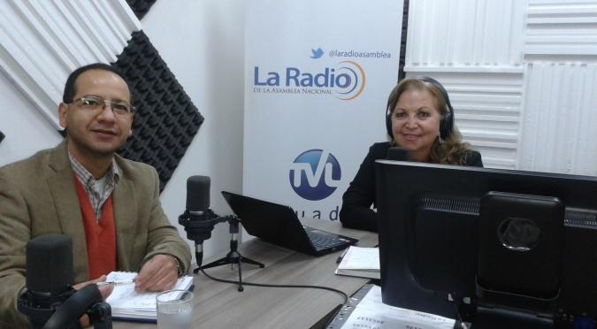Aldo Salvador Director Ejecutivo de la Cámara Provincial de  Turismo de Pichincha