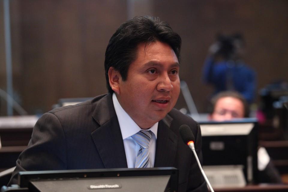 Entrevista Fausto Cayambe
