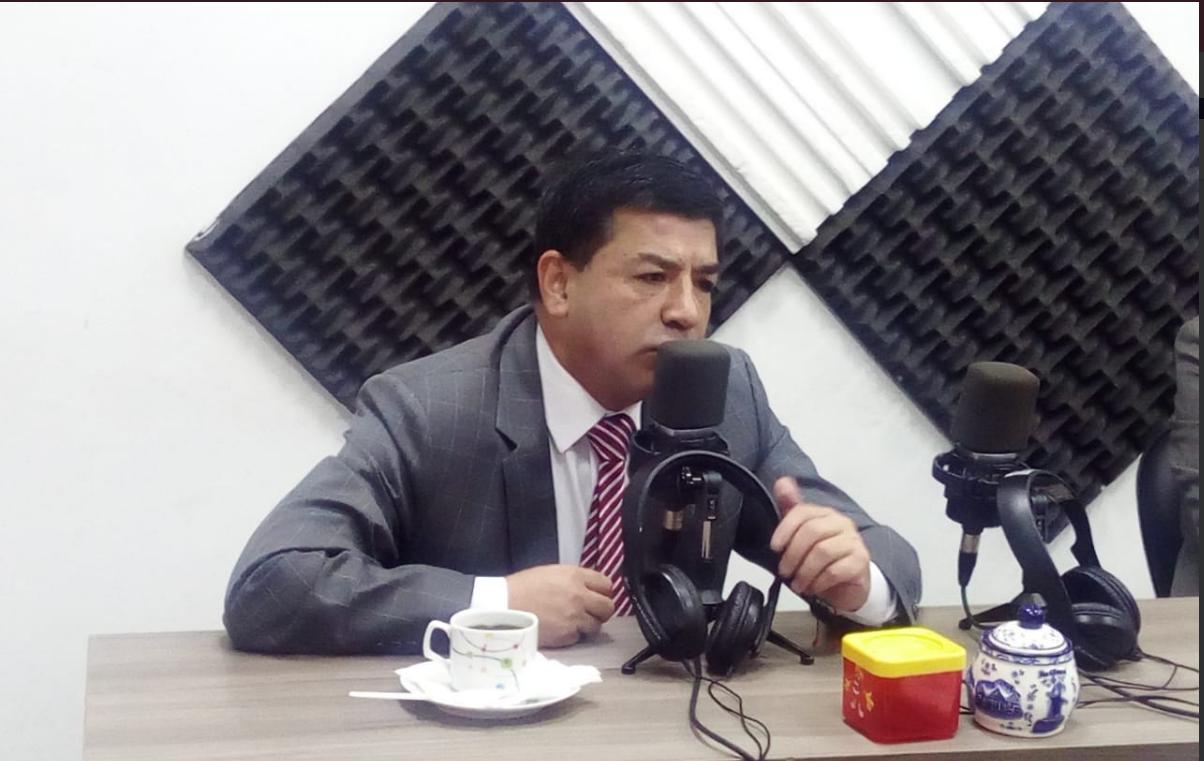 Rubén Bustamante y Javier Cadena: Seguridad en frontera y Ley de Fomento Productivo