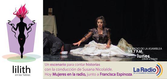Lilith en las Tablas - Francisca Espinoza