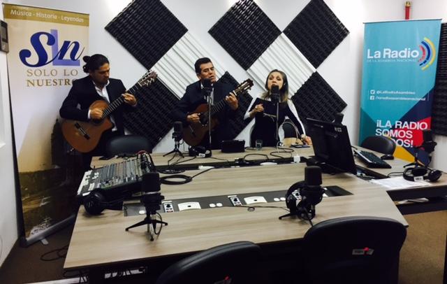 Los Ramary en vivo