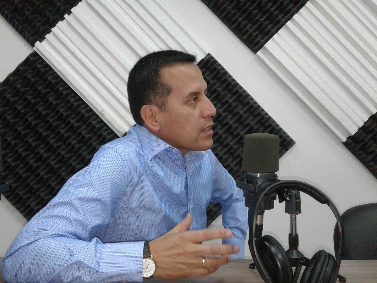 Geovanny Cárdenas, especialista en legislación deportiva
