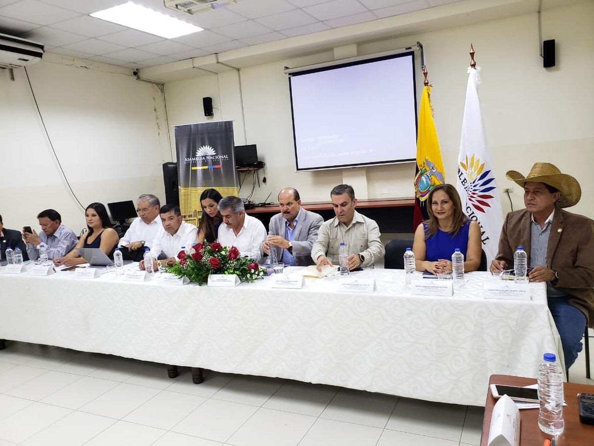 Comisión de Fiscalización, de Gobiernos Autónomos y de Régimen Económico