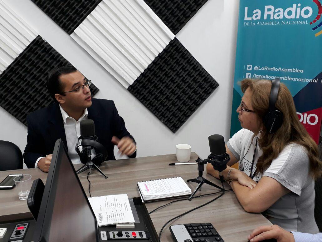 Héctor Yépez - Alianza CREO - SUMA y Comisión de Participación Ciudadana