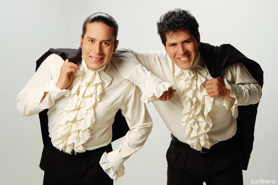 Música representativa de la sierra ecuatoriana con artistas de la región