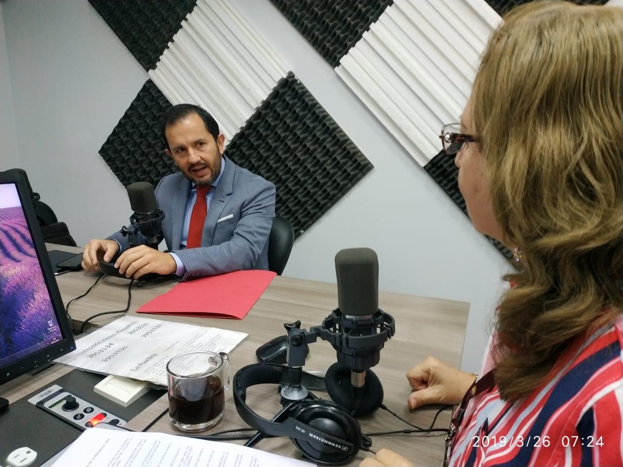 Iván Granda: temas de coyuntura nacional