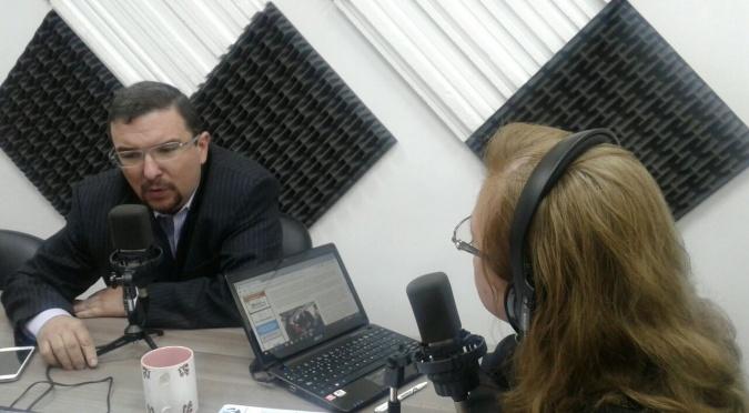 Ricardo Zurita, gerente  general de BANECUADOR